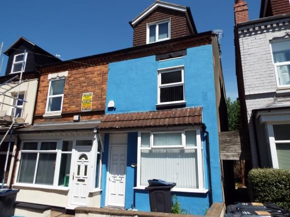Thumbnail Terraced house for sale in Heeley Road, Selly Oak, Birmingham, West Midlands