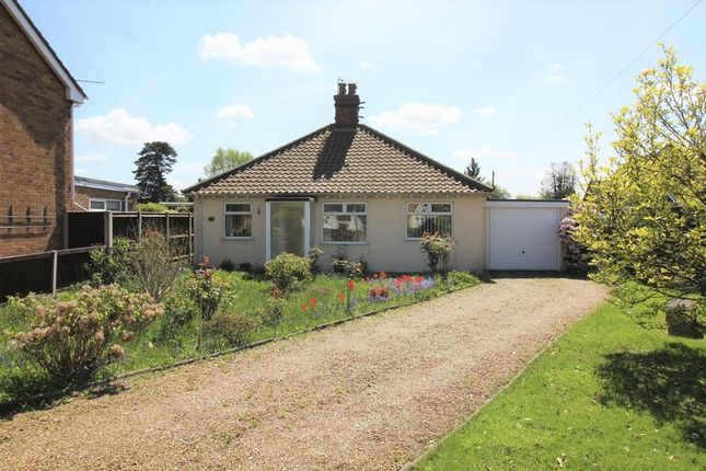 Thumbnail Bungalow for sale in Middletons Lane, Hellesdon, Norwich