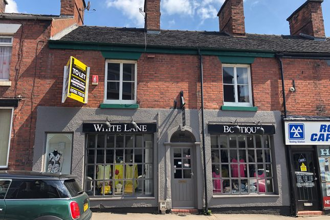 25-27 And 25A Russell Street, Leek, Staffordshire ST13
