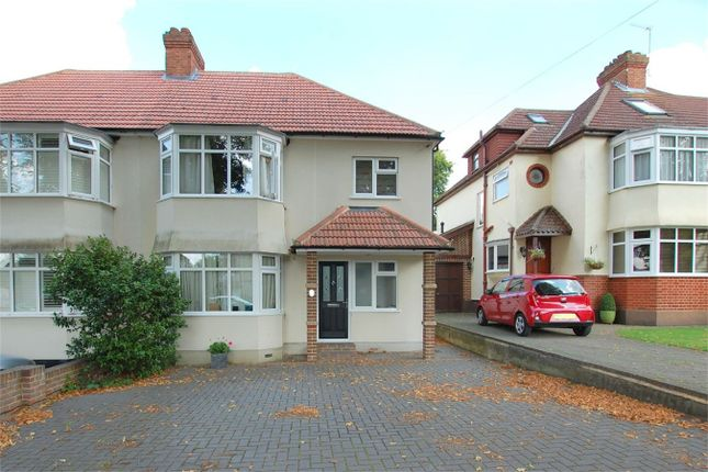 Thumbnail Semi-detached house for sale in Lime Tree Walk, West Wickham