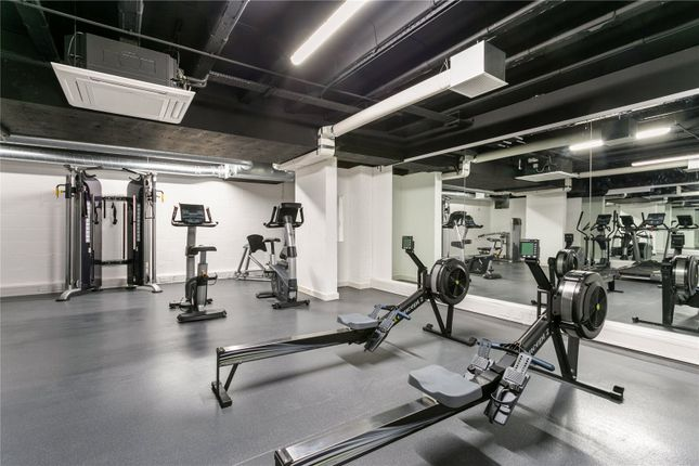 Residents Gym of King's Road, Reading, Berkshire RG1
