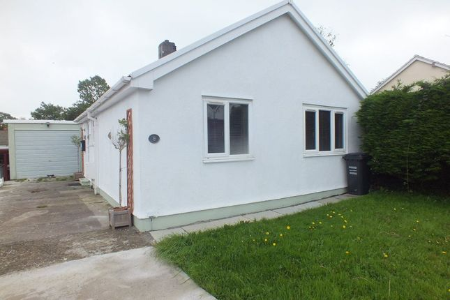 Thumbnail Bungalow to rent in Hill Rise, Kilgetty, Pembrokeshire