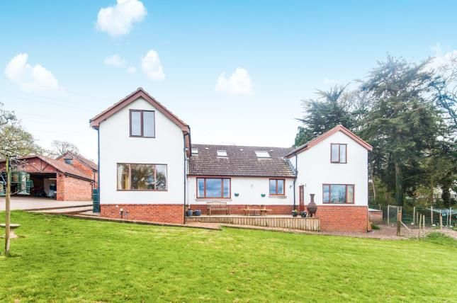 Thumbnail Detached house for sale in Exmouth, Devon