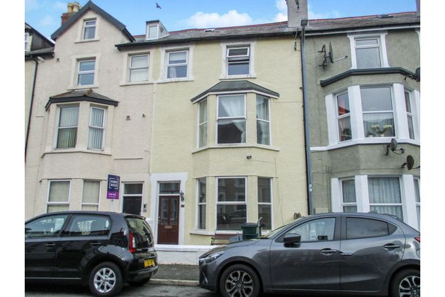 Thumbnail Terraced house for sale in Clifton Road, Llandudno