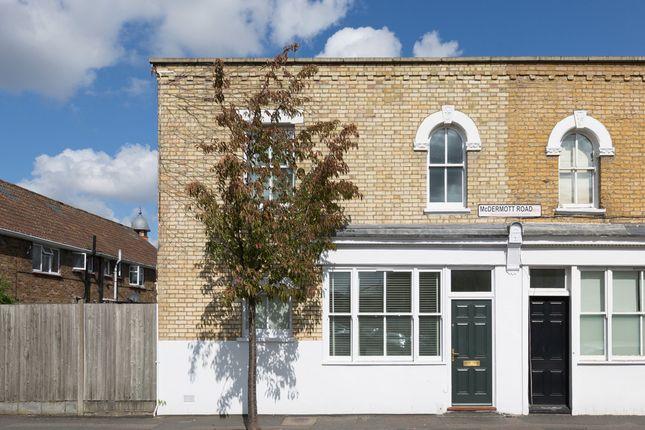 Thumbnail Semi-detached house for sale in Mcdermott Road, Peckham Rye