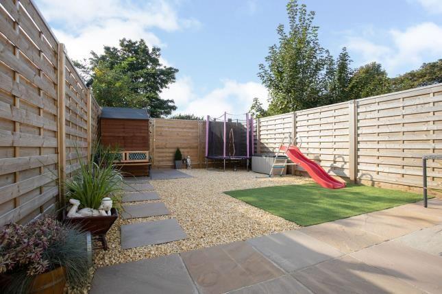 Rear Garden of Willow Grove, Fishponds, Bristol BS16