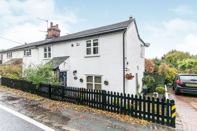 Thumbnail Semi-detached house for sale in Fox Street, Ardleigh, Colchester
