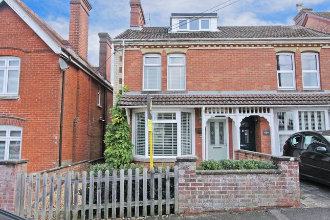 3 bed semi-detached house for sale in Anton Road, Andover SP10