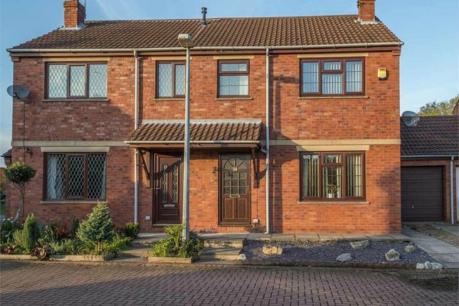 Thumbnail Semi-detached house for sale in Holme Dene, Haxey, Doncaster, Lincolnshire