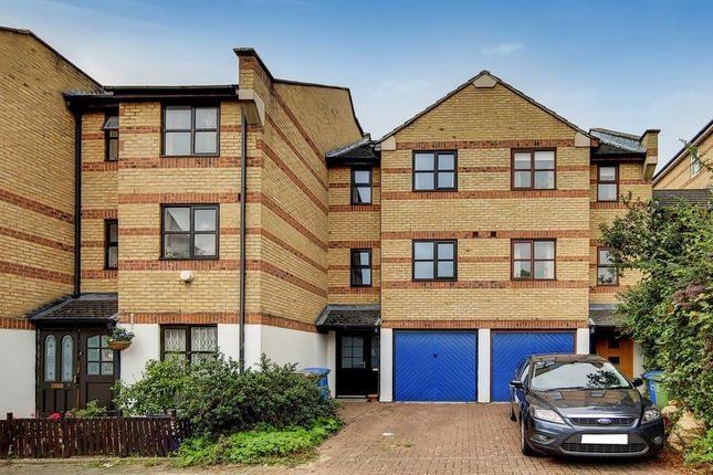 Thumbnail Terraced house for sale in Windsock Close, London
