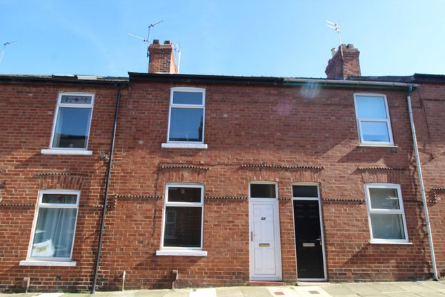 Thumbnail 2 bed terraced house for sale in Barlow Street, York