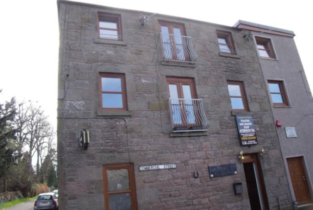 Thumbnail Flat to rent in Kinpurnie View Apartments, Commercial Street, Newtyle 8Ua