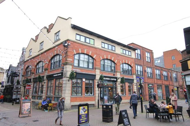 Thumbnail Flat to rent in Fish Street, Northampton