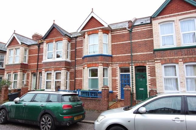 4 bed terraced house to rent in Monkswell Road, Exeter EX4