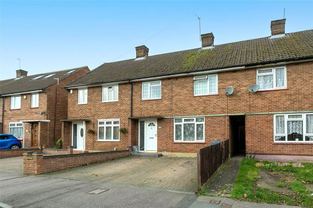 3 bed terraced house to rent in Newhouse Crescent, Watford, Herts WD25