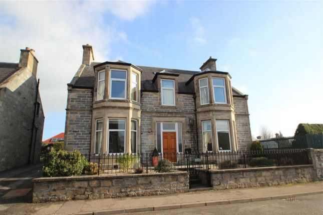 Thumbnail Detached house for sale in Benview, Louise Street, Dufftown, Keith, Moray