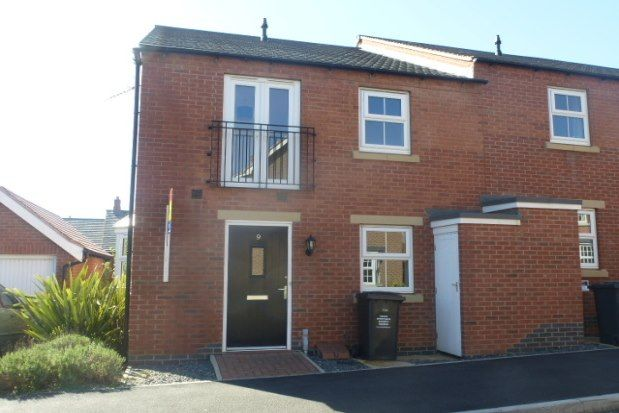 2 bed property to rent in Church Gresley, Swadlincote DE11