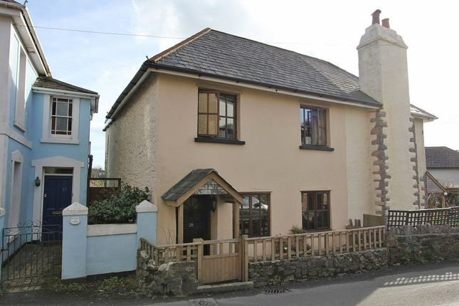 Thumbnail Semi-detached house for sale in Highweek Village, Newton Abbot