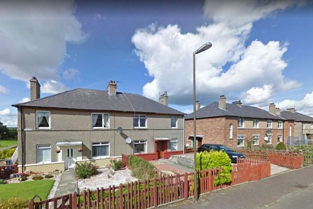 Thumbnail Flat to rent in 4 The Avenue, Gorebridge, Midlothian