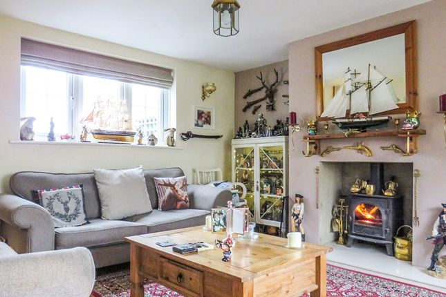 Thumbnail Semi-detached house for sale in Yeovil Road, Melbury Osmond, Dorchester