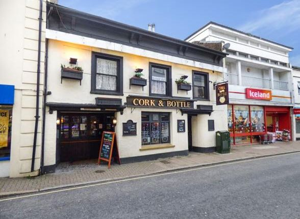 Thumbnail Pub/bar for sale in 56 High Street, Barnstaple, Devon