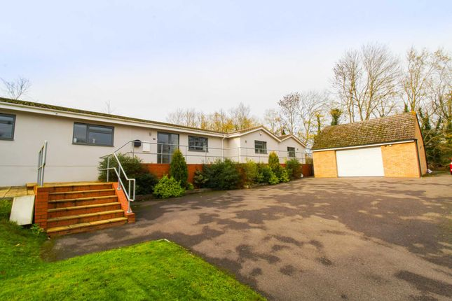 Thumbnail Detached bungalow for sale in Main Road, Sandy