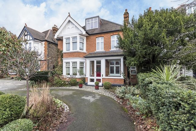 Thumbnail Detached house to rent in Perryn Road, London