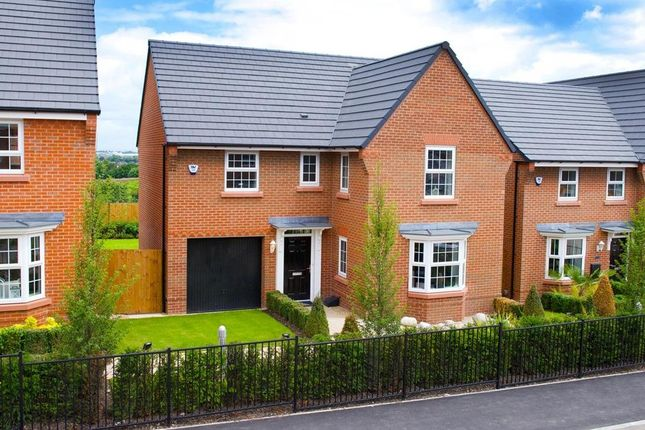 "Thumbnail Detached house for sale in ""Drummond"" at Hassall Road, Alsager, Stoke-On-Trent"