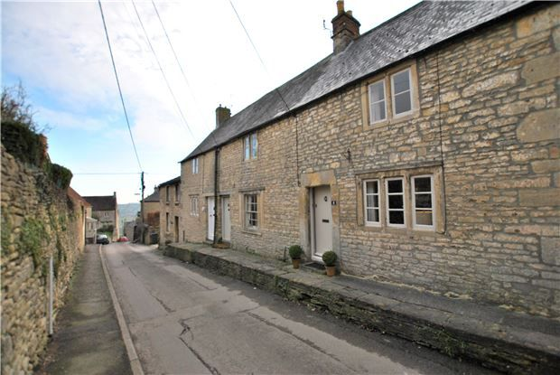 Thumbnail Cottage for sale in Tutton Hill, Colerne, Wiltshire