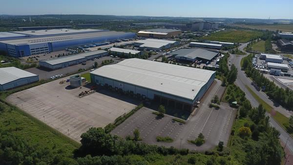 Thumbnail Light industrial to let in Shepcote Business Park, Europa Drive, Sheffield, South Yorkshire