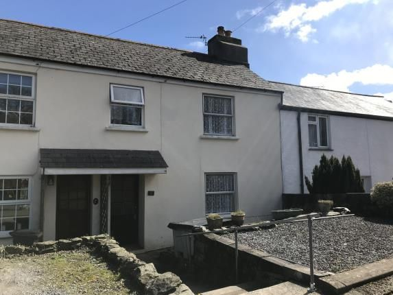Thumbnail Terraced house for sale in South Brent, Devon