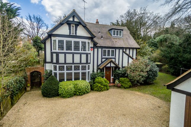 Thumbnail Detached house for sale in Stormont Road, Highgate, London
