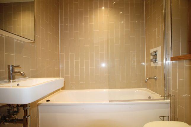 Bathroom of Schrier Ropeworks, Barking Central, Barking IG11