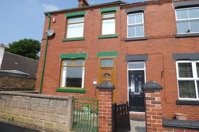 Thumbnail Semi-detached house for sale in Albert Street, Chesterton, Newcastle-Under-Lyme