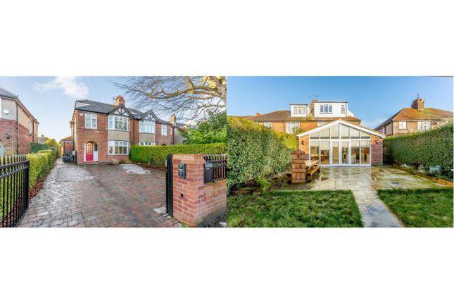 Thumbnail Semi-detached house for sale in Heslington Lane, York