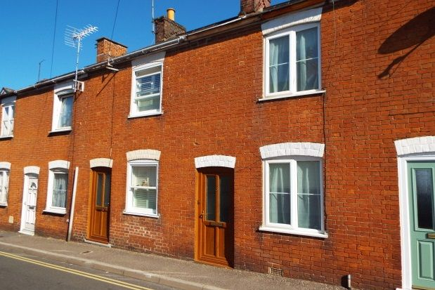 2 bed terraced house to rent in Queen Street, Honiton