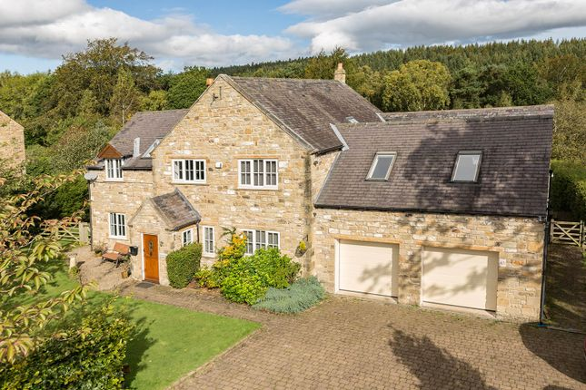 Thumbnail Detached house for sale in Wood End, 7 Wooley Grange, Slaley, Hexham, Northumberland
