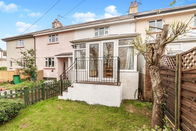 Thumbnail Terraced house for sale in Chapel Fields, South Brent
