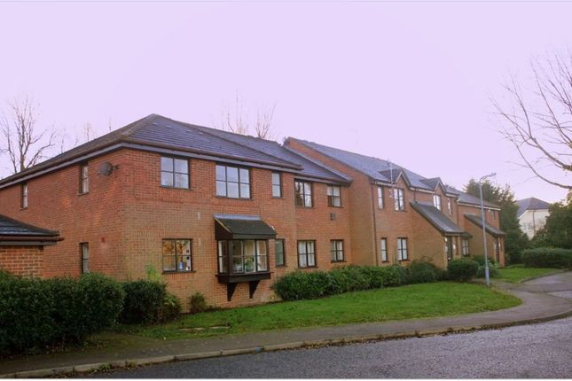 Thumbnail Flat to rent in Cranbrook, Woburn Sands, Milton Keynes