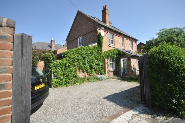 4 bed detached house to rent in Bradford Street, Handbridge, Chester CH4
