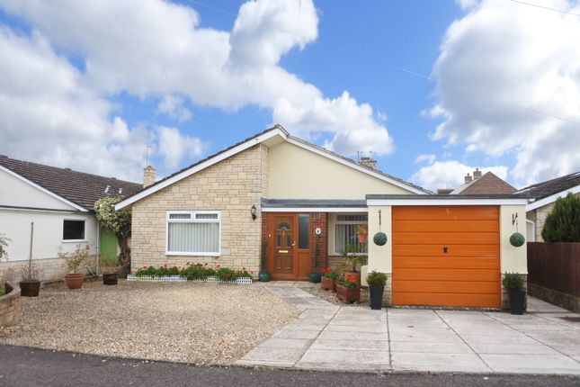 Thumbnail Detached bungalow for sale in Saxon Mead Close, Gillingham