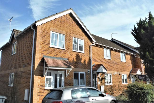 Thumbnail Detached house to rent in Waterside Park, Devizes