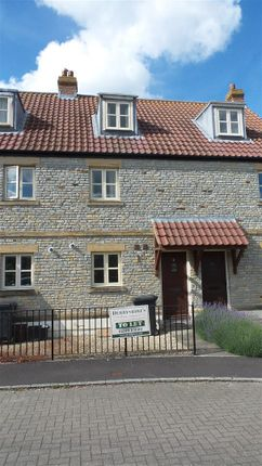 Thumbnail Terraced house to rent in Lion Mews, Somerton