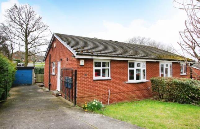 Thumbnail Bungalow for sale in Foxcroft Drive, Killamarsh, Sheffield, Derbyshire