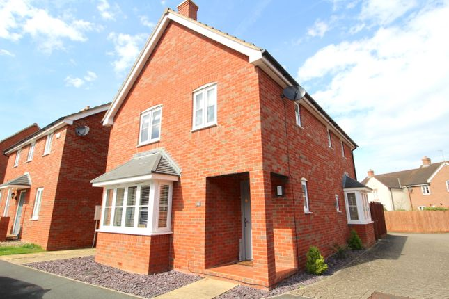 4 bed detached house for sale in Goldfinch Walk, Brockworth, Gloucester