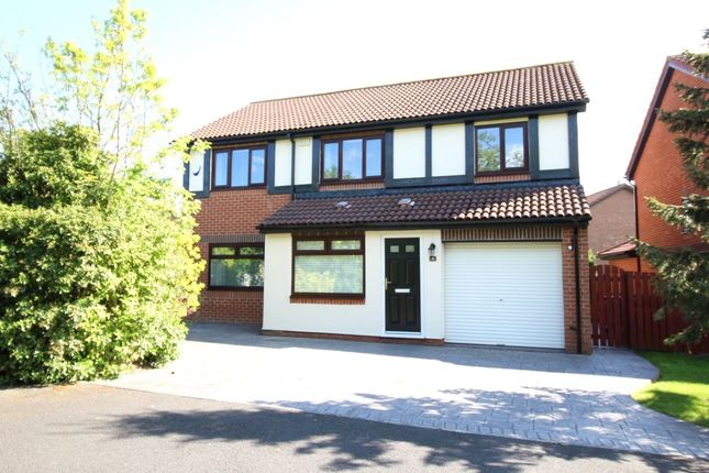 4 bed detached house for sale in Canonsfield Close, Abbey Farm