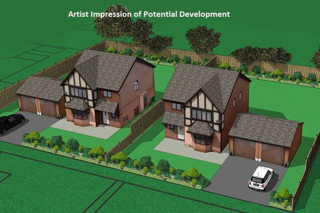 Thumbnail Land for sale in Harcourt Road, Fareham, Hampshire