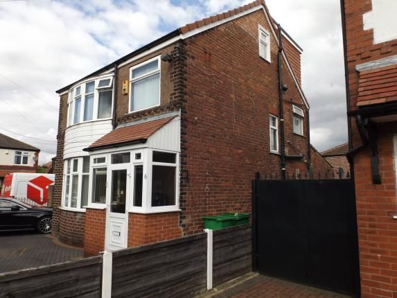 Thumbnail Detached house for sale in Brookthorpe Avenue, Manchester, Greater Manchester, Uk