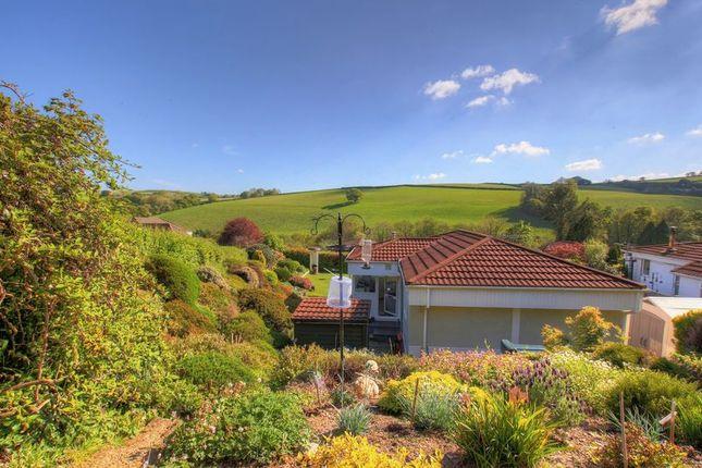 Rear View of Tamar & St. Ann's Cottages, Honicombe Park, Callington PL17