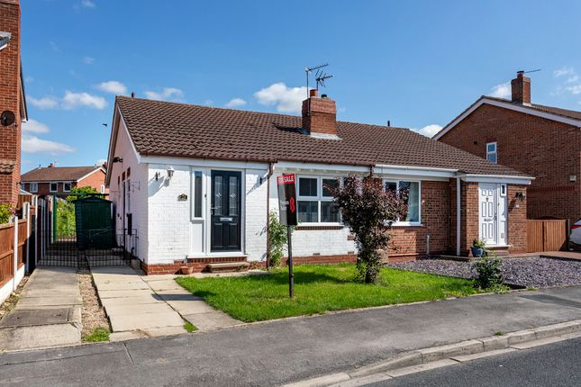 Thumbnail Semi-detached house for sale in Manor Close, Hemingbrough, Selby
